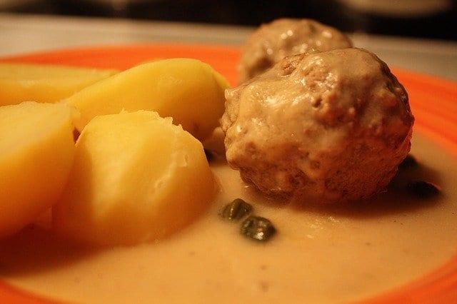 Mighty Slow Cooker Meatball Stroganoff Recipe