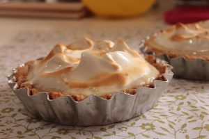 Mile-High Lemon Meringue Pie Recipe
