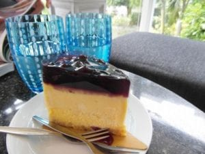 Mini Blueberry Cheesecake Recipe