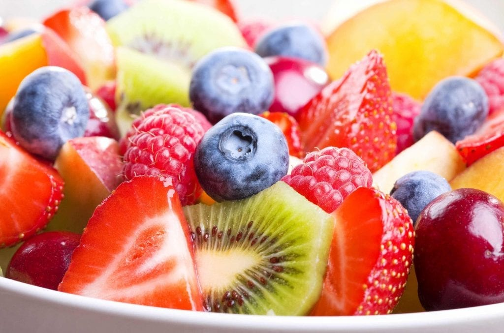 Mixed Fruit Salad Recipe
