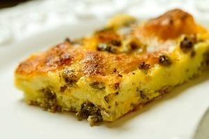 Mom's Scrumptious Egg Casserole Recipe