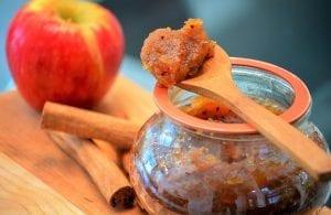 Copycat Mrs. Perry's Crockpot Applesauce Recipe