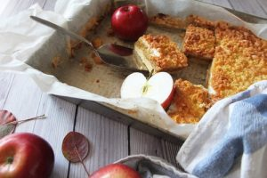 No Fat Old Fashioned Apple Cake Recipe