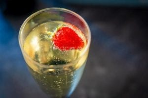 Non-Alcoholic Champagne Recipe
