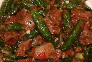 Okra Medley Recipe