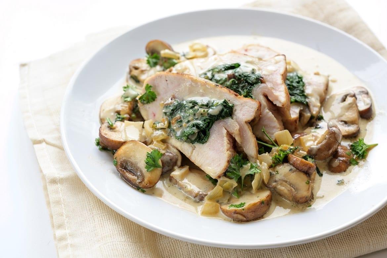 One Dish Chicken & Rice Bake Recipe