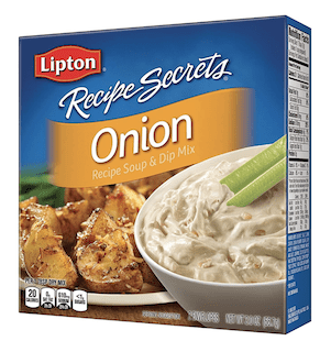 Lipton Recipe Secrets Onion Soup and Dip Mix