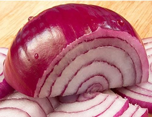 Red Burgundy Onions