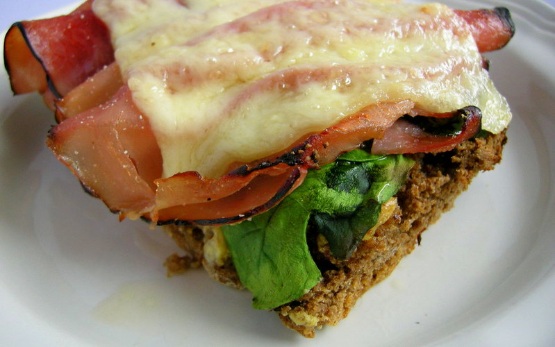 Open Cheese Sandwich for 6 People Recipe