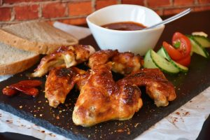 Orange Cornish Hens Recipe