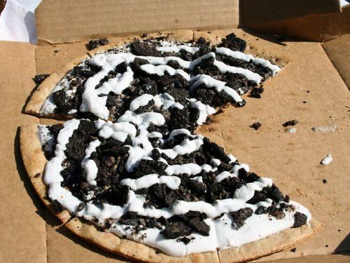 oreo pizza