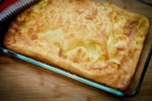 Overnight Ham and Cheese Bake Recipe