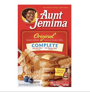 Aunt Jemima Pancake & Waffle Mix, Original Complete