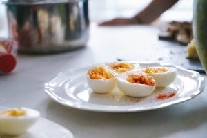 Party Deviled Eggs Recipe