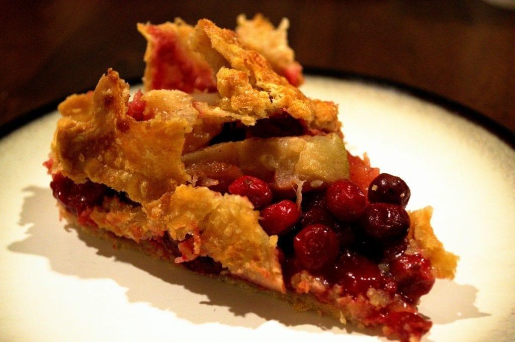 Peach and Cherry Crisp Recipe