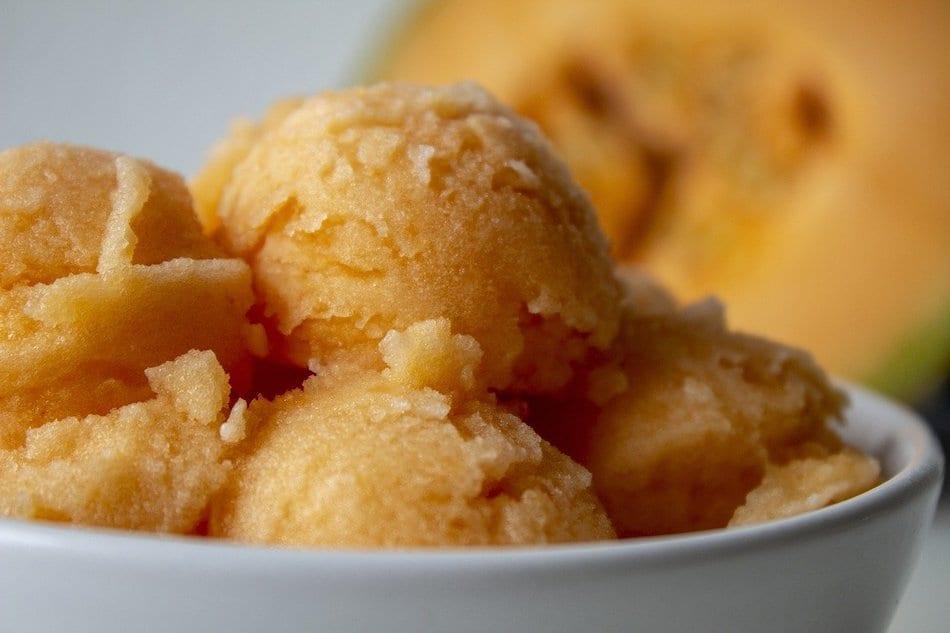 Peach Sherbet Recipe