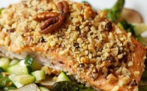 Pecan-Crusted Walleye Pike Recipe