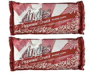 Andes, Peppermint Crunch Baking Chips
