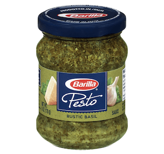 Barilla Traditional Basil Pesto Sauce