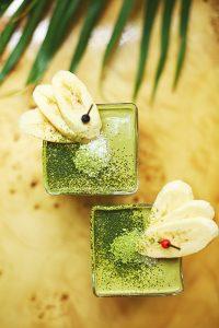 Wood Family's Seafoam Green Salad Recipe