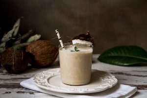 Tropical Milk Shake Recipe