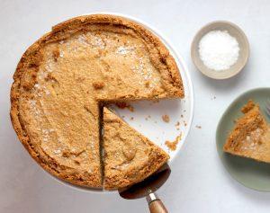 No-Bake Peanut Butter Pie Recipe