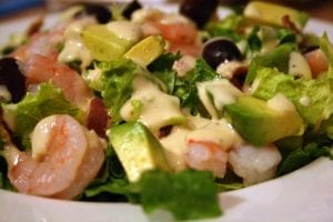 Pico De Gallo Shrimp and Avocado Salad Recipe