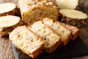 Pineapple Macadamia Nut Cake Recipe