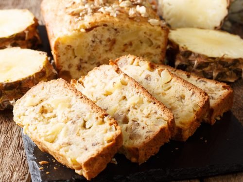 pineapple macadamia nut cake