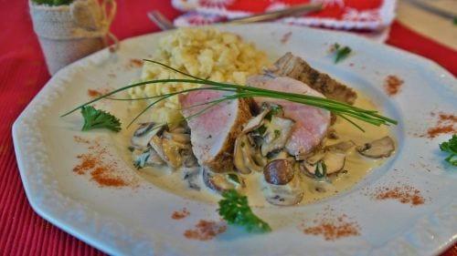 tender pork chops supreme