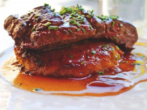 pork loin chops with apple cider sauce