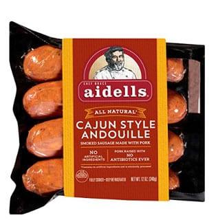 Aidells Smoked Pork Sausage