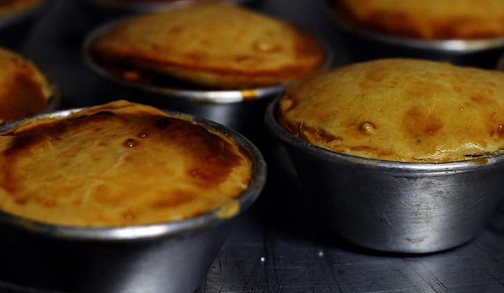 pork tamale pie with southwestern crust