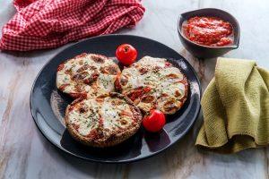 Portabella Pizza Recipe