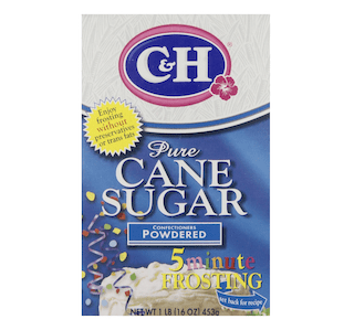 C&H Pure Cane, Powdered Sugar