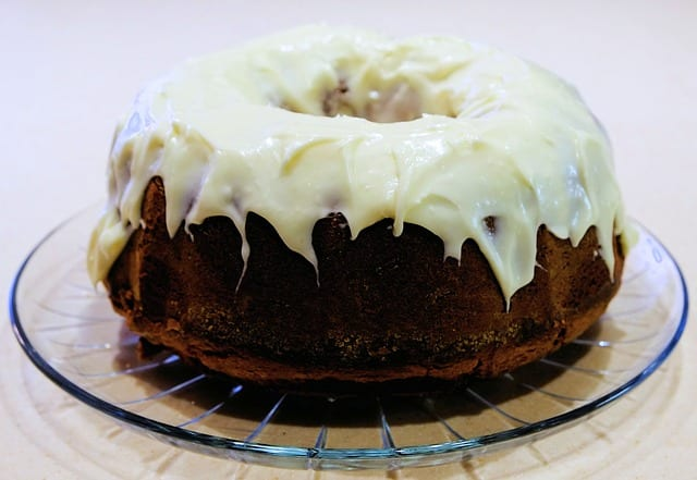 Pumpkin Cake with Brown Butter Icing Recipe