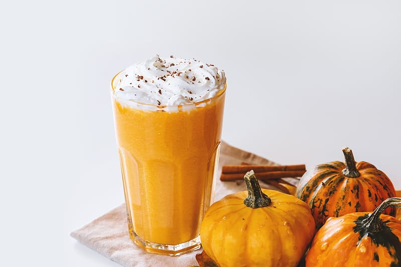 Skinny Pumpkin-Nog Smoothie main