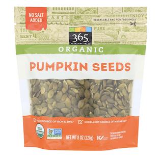 365 Everyday Value, Organic Pumpkin Seeds