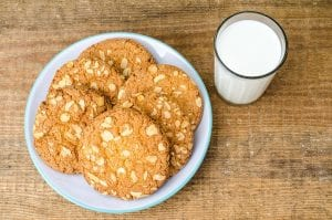 Pumpkin White Chocolate Chip Cookies with Macadamia Nuts Recipe