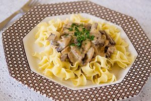 Quick and Easy Beef Stroganoff Recipe