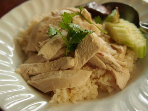 ranch chicken and rice