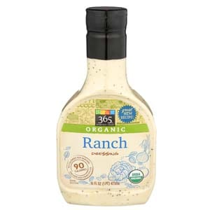 365 Everyday Value, Organic Ranch Dressing