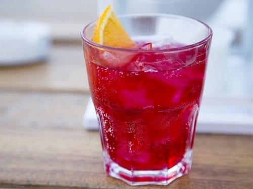 rhubarb drink recipe