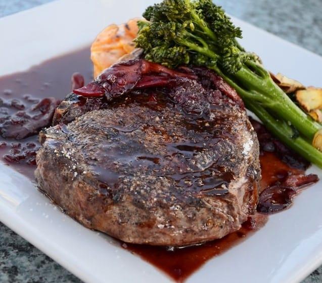 Rib-Eye Steak Recipe