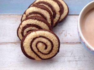 Ribbon or Swirl Cookies Recipe