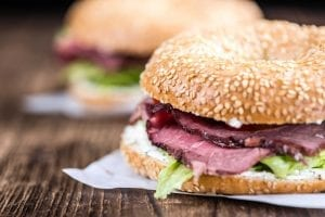 Roast Beef On Bagel Recipe