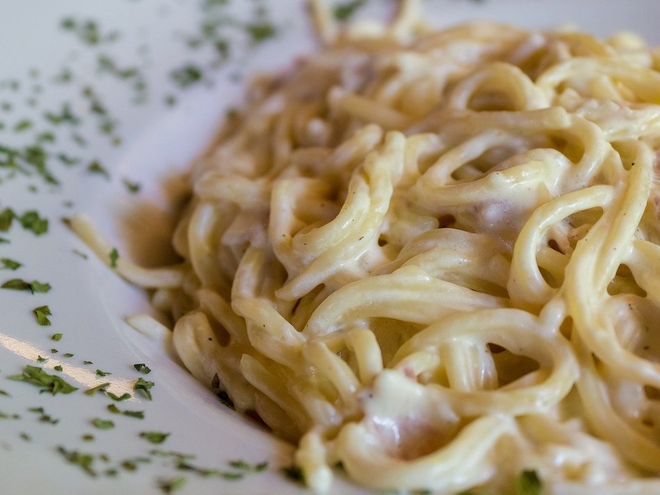 Roasted Garlic Alfredo Recipe