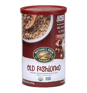 Nature's Path Original Whole Rolled Oats