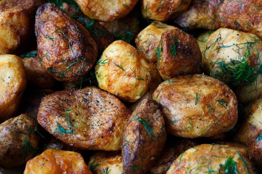 Rosemary Red Potatoes Recipe