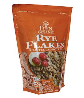 Eden Foods Organic Rye Flakes